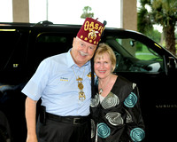 Imperial Potentate Visit, 2012