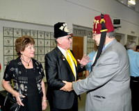 Imperial Potentate Visit, 2013